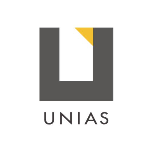 株式会社UNIASロゴ画像