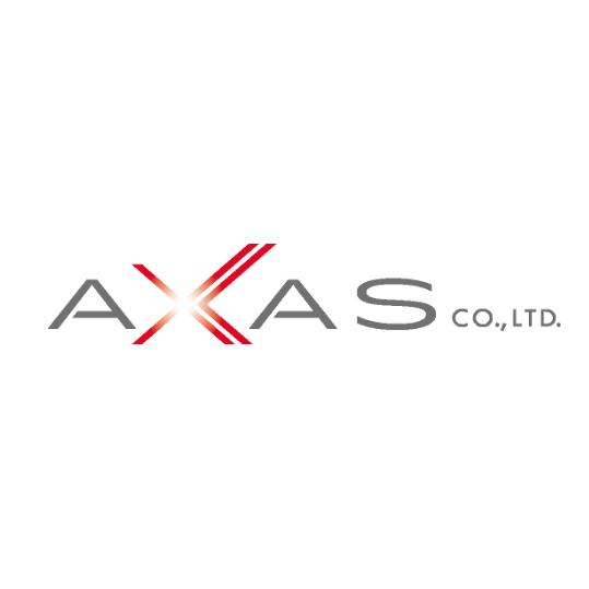 アクサス株式会社ロゴ画像