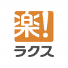 株式会社ラクスクライアントロゴ