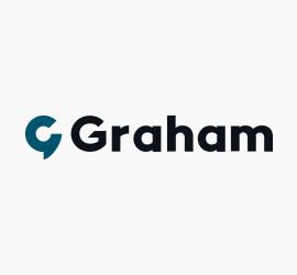 グラハム株式会社ロゴ画像
